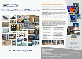 Short Form Catalog 2010